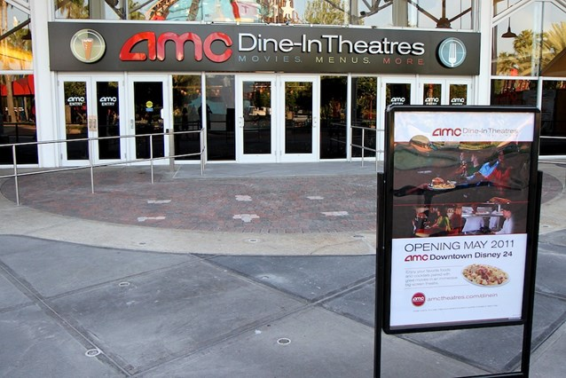 AMC Downtown Disney 24