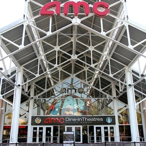 5 of 6: AMC Downtown Disney 24 - New 'Dine In Theaters' signage