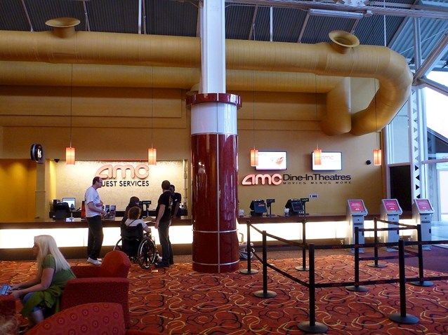 AMC Downtown Disney 24 - Guest services and ticket sales