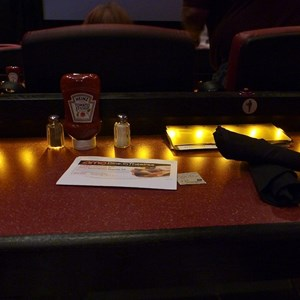 4 of 4: AMC Downtown Disney 24 - Your seat table