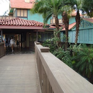 2 of 5: Adventureland - Adventureland bridge refurbishment