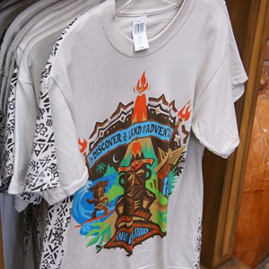 3 of 3: Adventureland - Adventureland specific merchandise