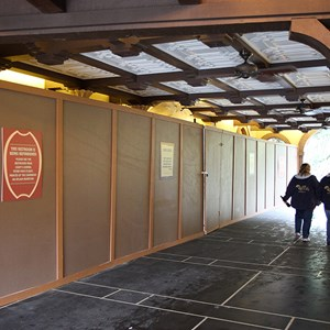 1 of 2: Adventureland - Adventureland restrooms refurbishment