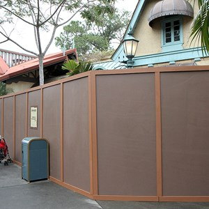 2 of 2: Adventureland - Adventureland restrooms refurbishment