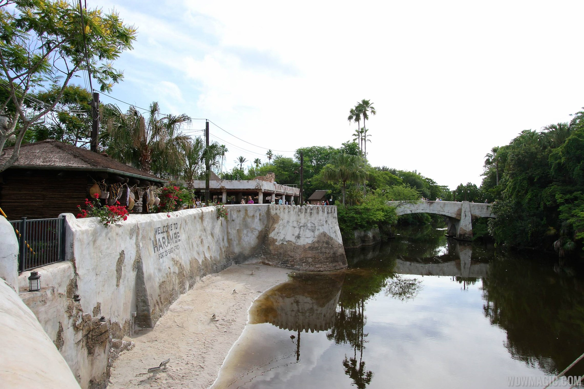 New Harambe Theater District