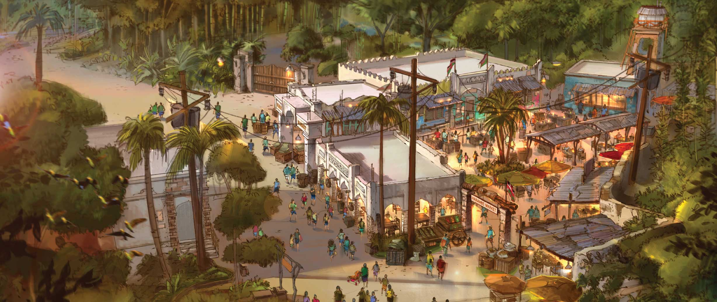 Photo New Concept Art Reveals Details Of The Africa