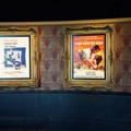 American Film Institute Showcase - American Film Institute exhibit - North by Northwest and Gone with the Wind posters