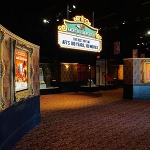 9 of 32: American Film Institute Showcase - American Film Institute exhibit - Lobby