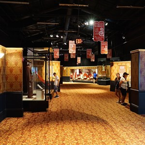11 of 32: American Film Institute Showcase - American Film Institute exhibit - View along the exhibit