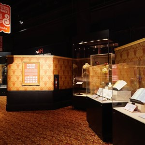 12 of 32: American Film Institute Showcase - American Film Institute exhibit - Props and scripts