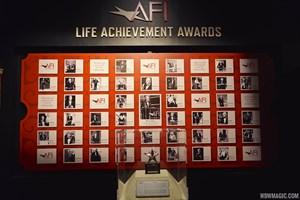 AFI exhibit - Life Achievement awards