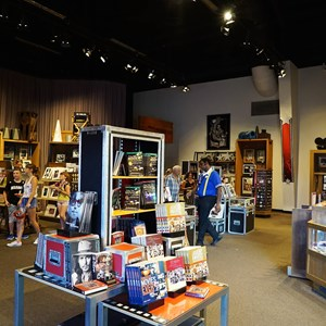 20 of 32: American Film Institute Showcase - American Film Institute exhibit - Inside the Showcase Shop