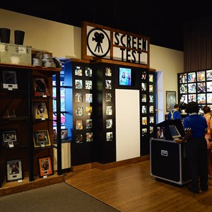21 of 32: American Film Institute Showcase - American Film Institute exhibit - The Showcase Shop photography kiosk