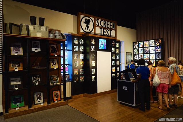 American Film Institute Showcase - American Film Institute exhibit - The Showcase Shop photography kiosk