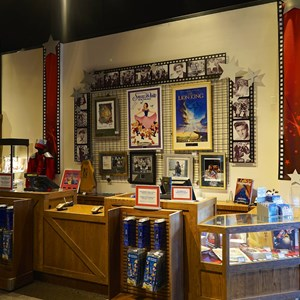22 of 32: American Film Institute Showcase - American Film Institute exhibit - The Showcase Shop