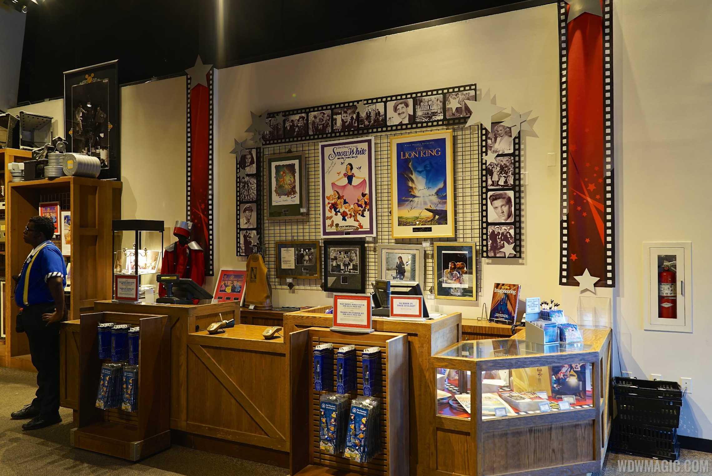 AFI Showcase - The Showcase Shop