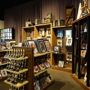 23 of 32: American Film Institute Showcase - American Film Institute exhibit - The Showcase Shop
