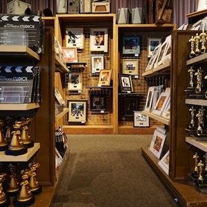 24 of 32: American Film Institute Showcase - American Film Institute exhibit - The Showcase Shop
