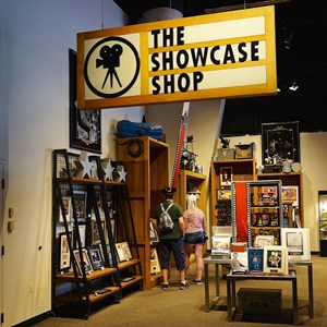 19 of 32: American Film Institute Showcase - American Film Institute exhibit - The Showcase Shop