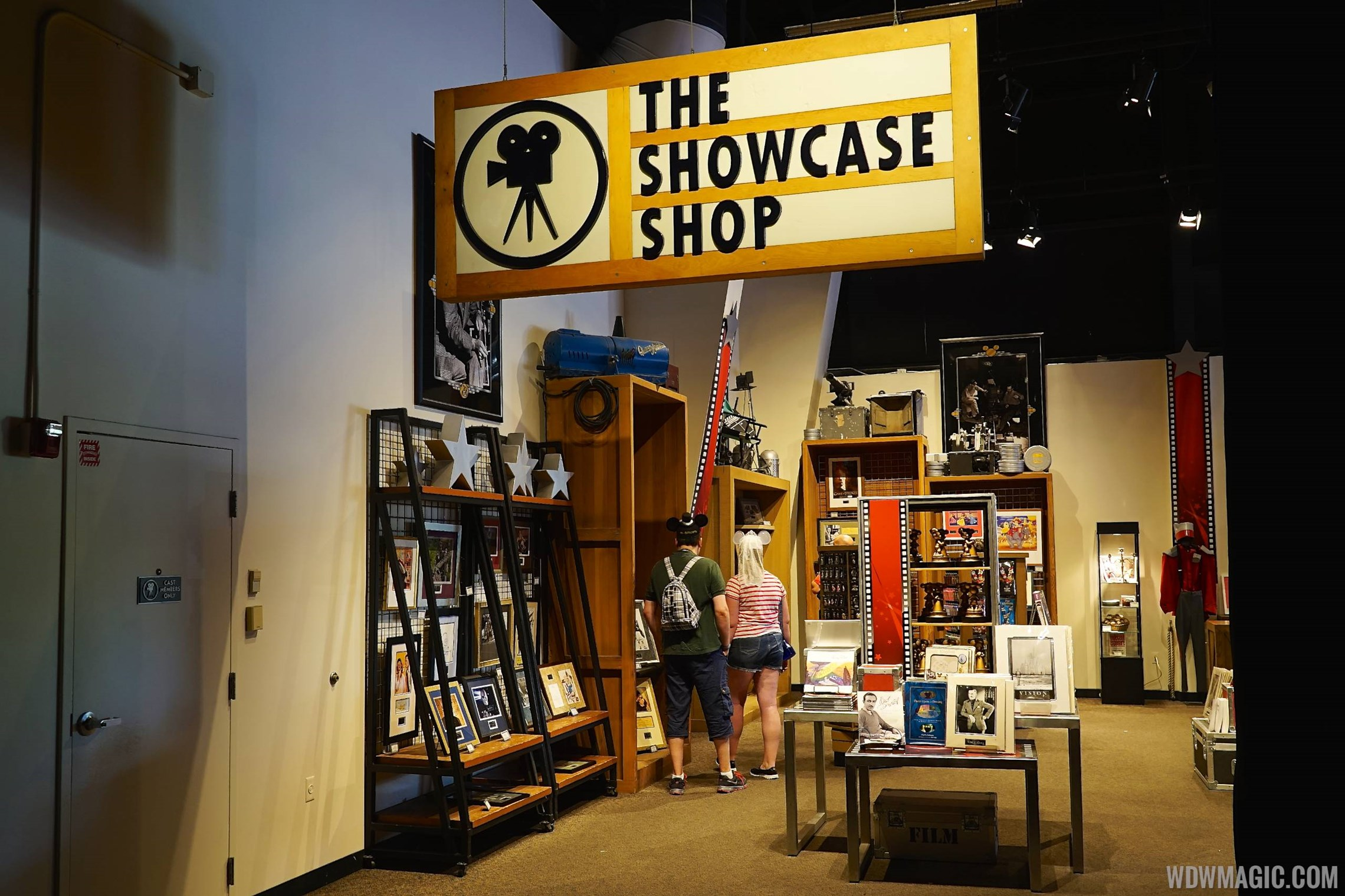 American Film Institute exhibit