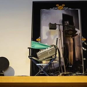 28 of 32: American Film Institute Showcase - American Film Institute exhibit - The Showcase Shop
