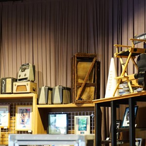 29 of 32: American Film Institute Showcase - American Film Institute exhibit - The Showcase Shop