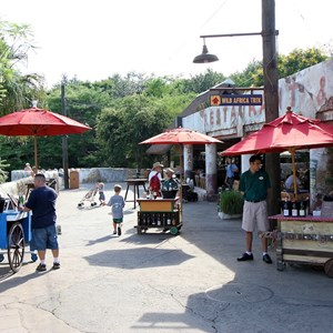 5 of 27: Disney's Animal Kingdom - The Wine Walk