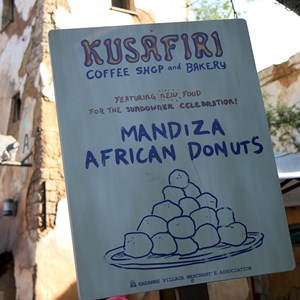 11 of 27: Disney's Animal Kingdom - Kusafiri specila menu item