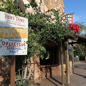 14 of 27: Disney's Animal Kingdom - Tamu Tamu fresh fruit