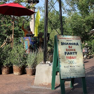 22 of 27: Disney's Animal Kingdom - The Bhangra DJ Dance Party