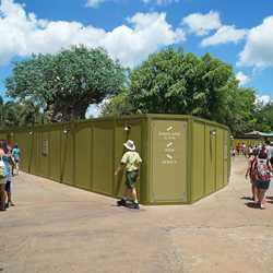 Discovery Island expansion