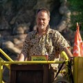 Disney&#39;s Animal Kingdom - Joe Rohde, lead designer and Senior Vice President, Creative Executive, Walt Disney Imagineering.