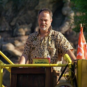 1 of 6: Disney's Animal Kingdom - Joe Rohde, lead designer and Senior Vice President, Creative Executive, Walt Disney Imagineering.