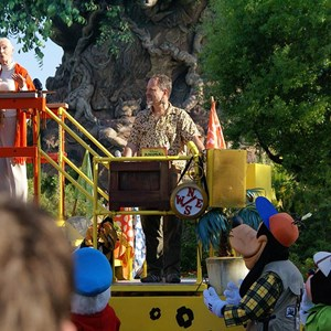 4 of 6: Disney's Animal Kingdom - Animal Kingdom 10th Anniversary ceremony