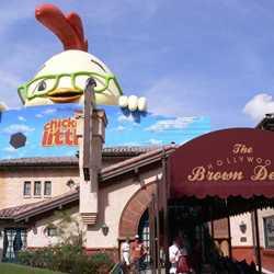 Giant Chicken Little promo