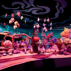 1 of 1: Under the Sea - Journey of the Little Mermaid - Ariel's Adventure show scene model