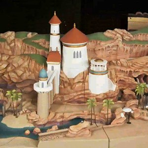 6 of 23: Under the Sea - Journey of the Little Mermaid - Under the Sea - Journey of the Little Mermaid concept art and models