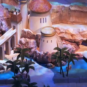 14 of 23: Under the Sea - Journey of the Little Mermaid - Under the Sea - Journey of the Little Mermaid concept art and models