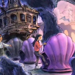 17 of 23: Under the Sea - Journey of the Little Mermaid - Under the Sea - Journey of the Little Mermaid concept art and models