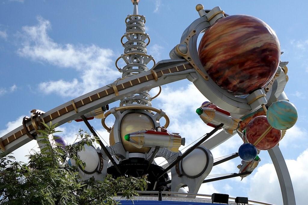 Astro Orbitor reopens
