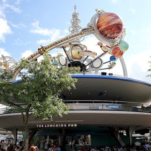2 of 2: Astro Orbiter - Astro Orbitor reopens