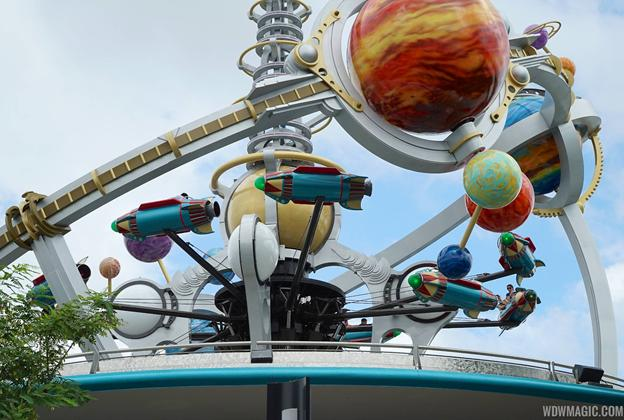 Astro Orbiter reopen after refurbishment