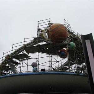 1 of 2: Astro Orbiter - Astro Orbitor refurbishment