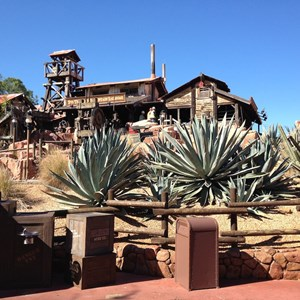 1 of 10: Big Thunder Mountain Railroad - Big Thunder Mountain Railroad refurbishment