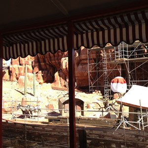 2 of 10: Big Thunder Mountain Railroad - Big Thunder Mountain Railroad refurbishment