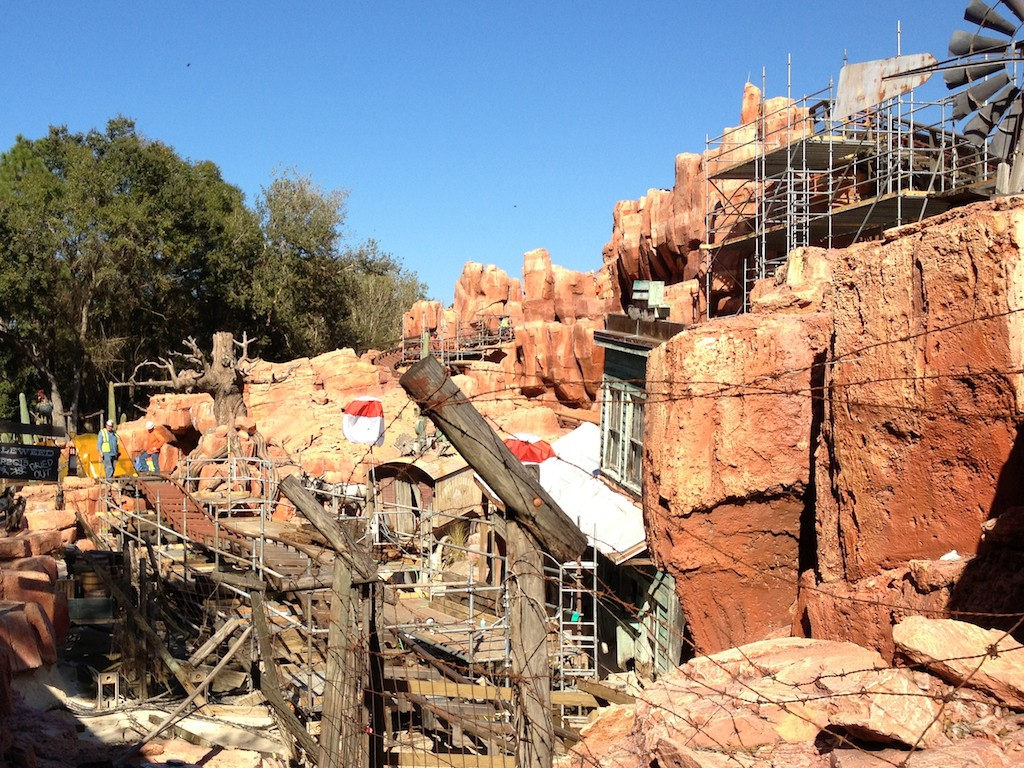big thunder mountain railroad - photo #26