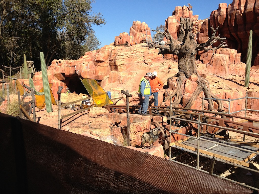 big thunder mountain railroad - photo #19