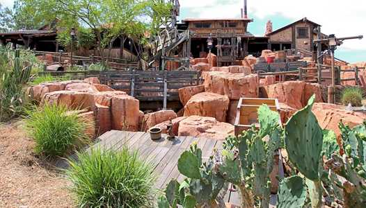 Big Thunder Mountain Railroad closing for major refurbishment later this year
