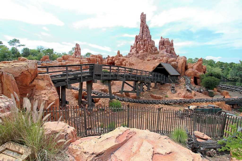 big thunder mountain railroad - photo #15
