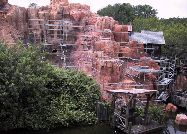 Big Thunder Mountain Railroad